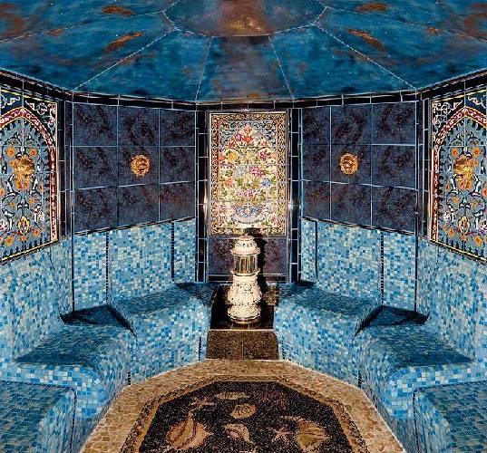 orientalisches dampfbad mit nebeldusche hotel krone freudenstadt. Black Bedroom Furniture Sets. Home Design Ideas