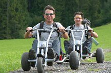 Mountain Kart Tour